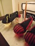 mini cupcake shoes