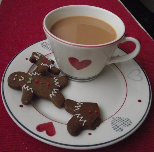 eaten gingerbread man