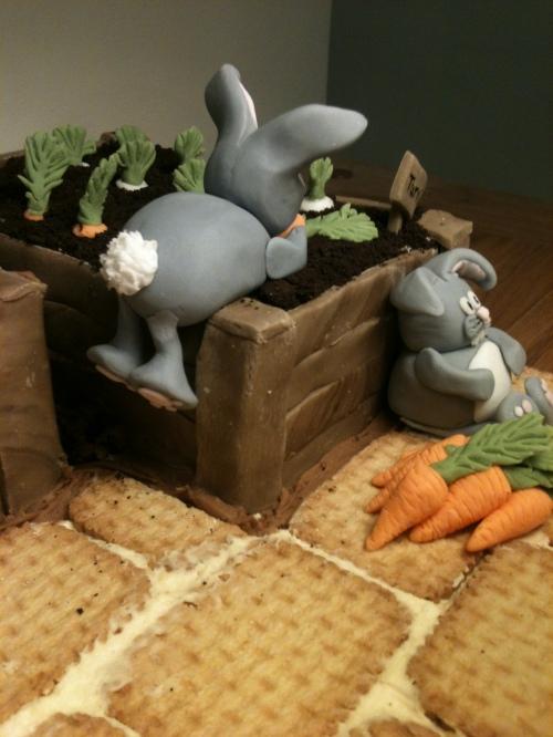 eating bunny