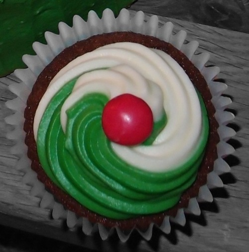 welsh cupcake