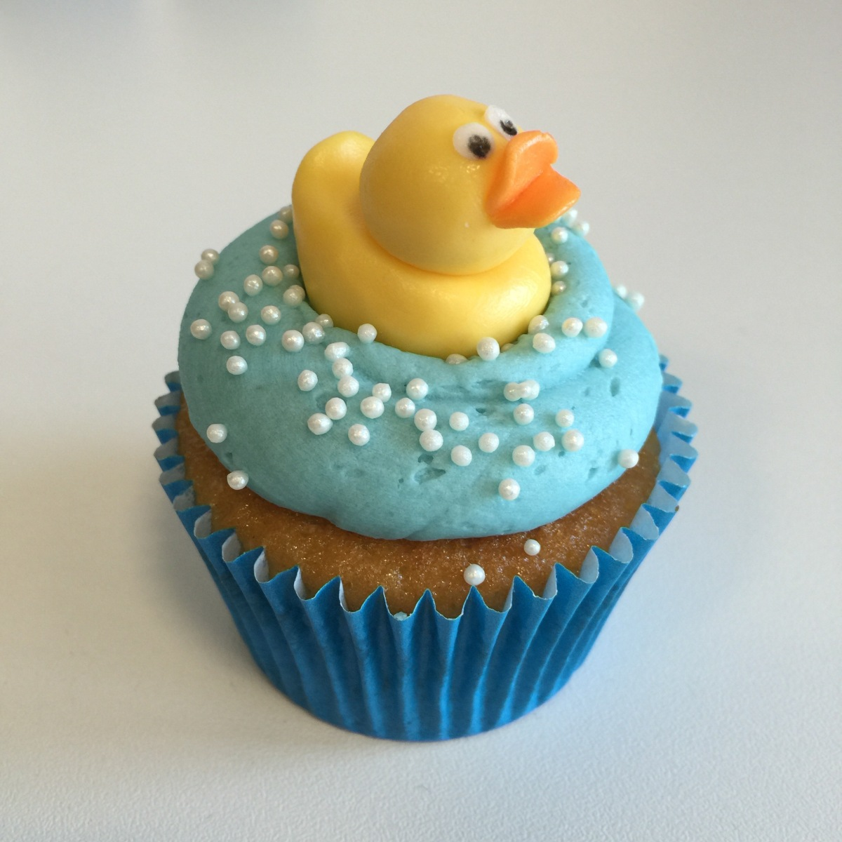 Rubber Duck Cupcakes Gloverly Cupcakes