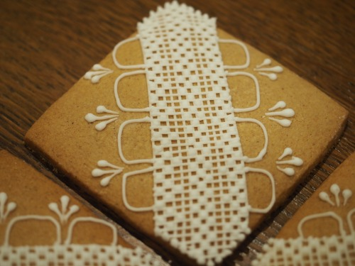 Gbbo Technical Challenge No 10 Iced Ginger Biscuits Gloverly
